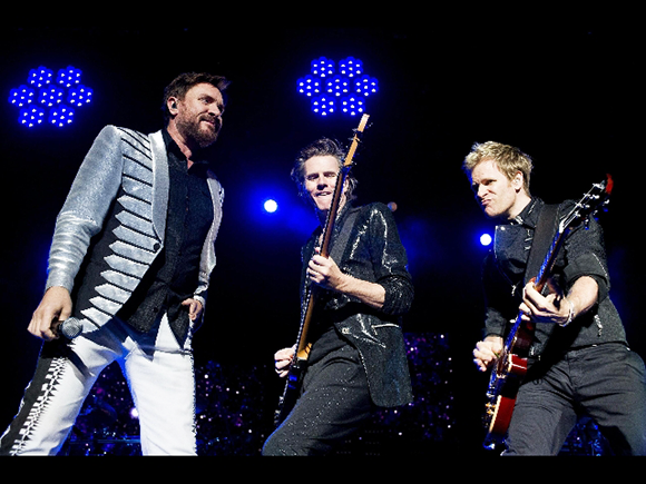 Duran Duran at MidFlorida Credit Union Amphitheatre