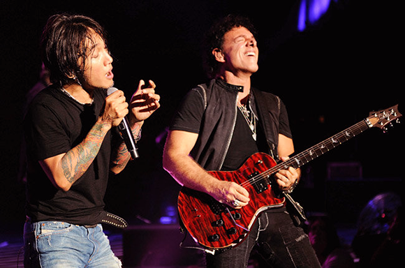 Journey & The Doobie Brothers at MidFlorida Credit Union Amphitheatre