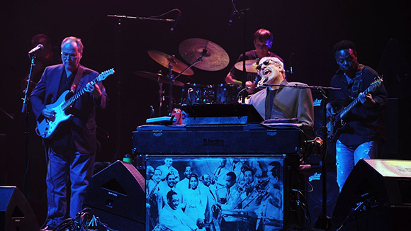 Steely Dan & Steve Winwood at MidFlorida Credit Union Amphitheatre