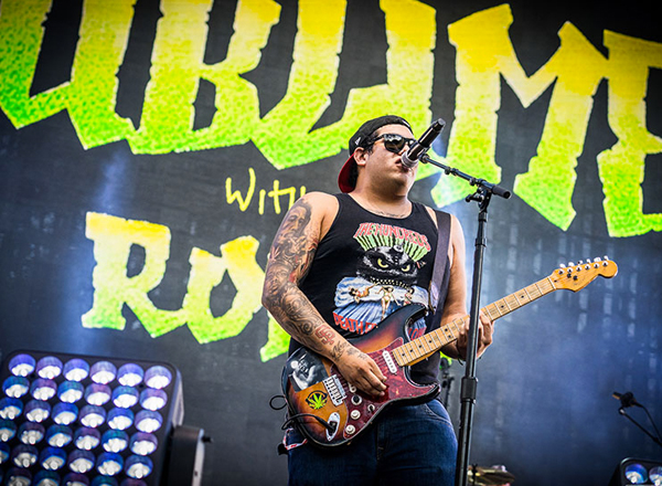 Sublime with Rome at MidFlorida Credit Union Amphitheatre