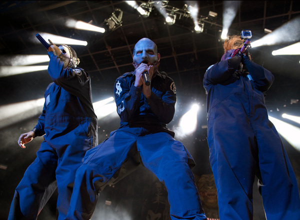 Slipknot, Marilyn Manson & Of Mice and Men at MidFlorida Credit Union Amphitheatre