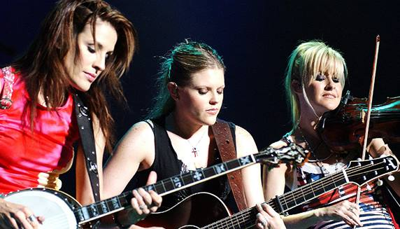 Dixie Chicks at MidFlorida Credit Union Amphitheatre