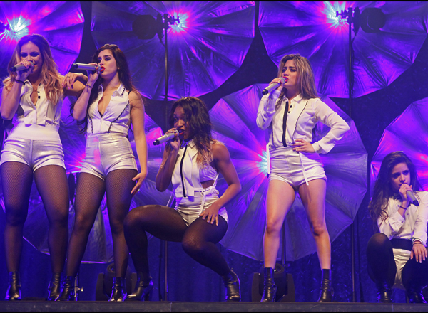 Fifth Harmony at MidFlorida Credit Union Amphitheatre