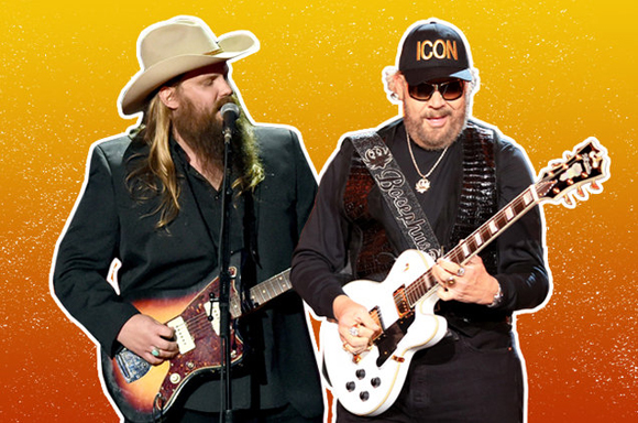 Hank Williams Jr. & Chris Stapleton at MidFlorida Credit Union Amphitheatre