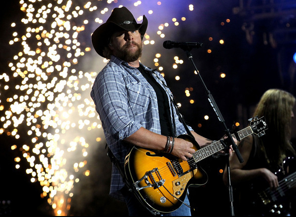 Toby Keith at MidFlorida Credit Union Amphitheatre