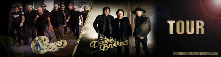 Chicago - The Band & The Doobie Brothers at MidFlorida Credit Union Amphitheatre