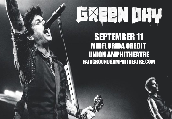 Green Day & Catfish and The Bottlemen at MidFlorida Credit Union Amphitheatre