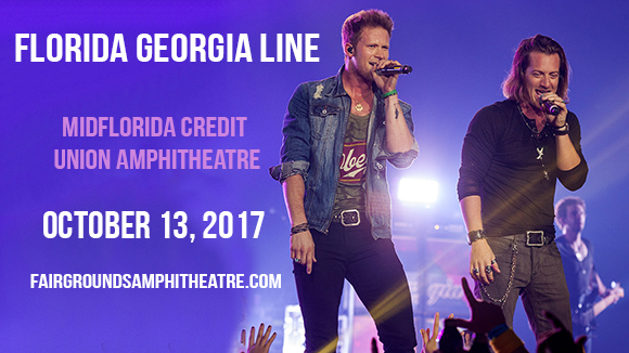 Florida Georgia Line, Nelly & Chris Lane at MidFlorida Credit Union Amphitheatre