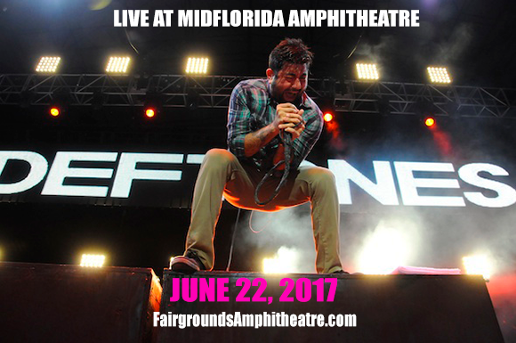 Deftones & Rise Against at MidFlorida Credit Union Amphitheatre