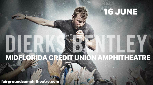 Dierks Bentley, Cole Swindell & Jon Pardi  at MidFlorida Credit Union Amphitheatre