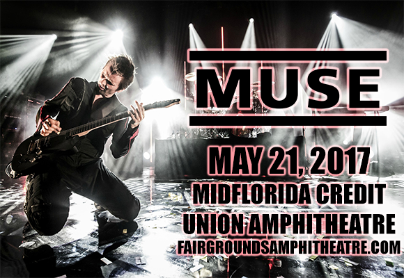 Muse & 30 Seconds To Mars at MidFlorida Credit Union Amphitheatre