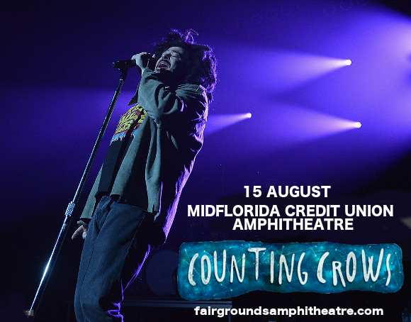 Counting Crows & Matchbox Twenty at MidFlorida Credit Union Amphitheatre
