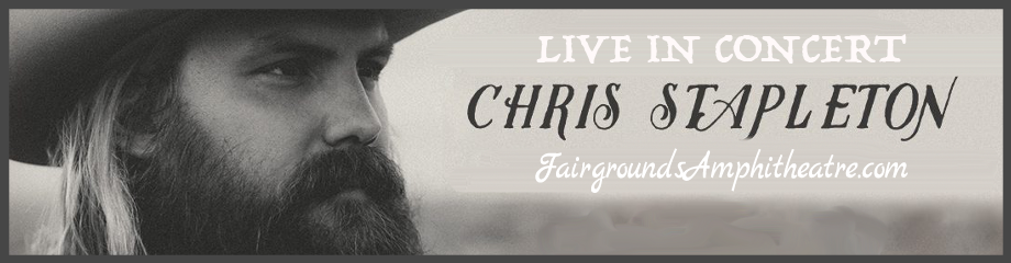 Chris Stapleton, Marty Stuart & Brent Cobb at MidFlorida Credit Union Amphitheatre