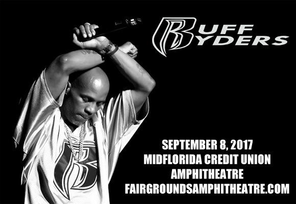 Ruff Ryders: DMX, Eve & Swizz Beatz at MidFlorida Credit Union Amphitheatre