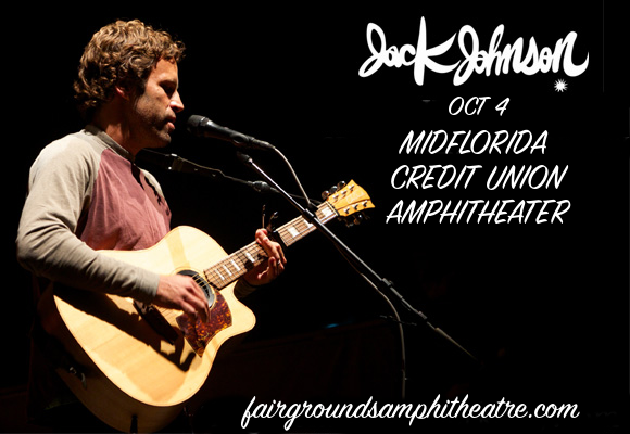 Jack Johnson at MidFlorida Credit Union Amphitheatre