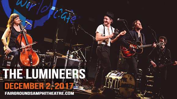 97X Next Big Thing: The Lumineers, X Ambassadors, MAGIC GIANT & Arkells at MidFlorida Credit Union Amphitheatre