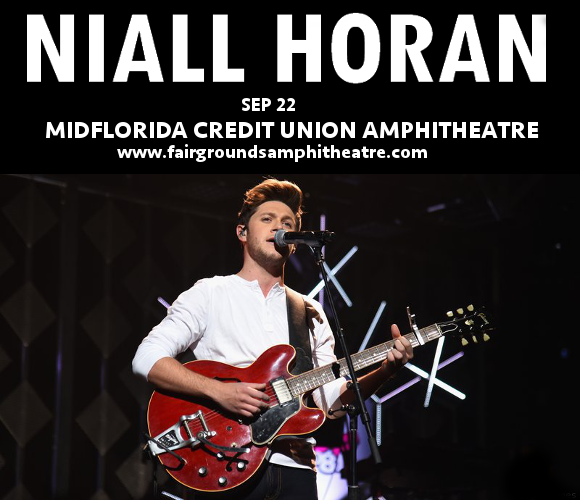 Niall Horan & Maren Morris at MidFlorida Credit Union Amphitheatre
