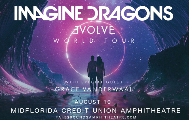 Imagine Dragons at MidFlorida Credit Union Amphitheatre