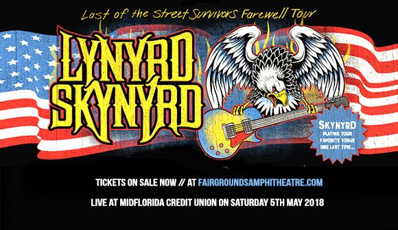 Lynyrd Skynyrd at MidFlorida Credit Union Amphitheatre