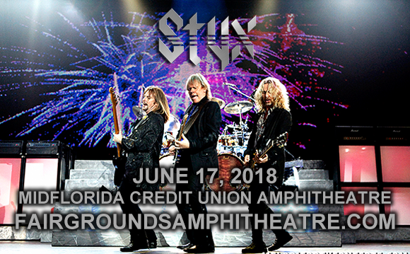 Styx, Joan Jett, The Blackhearts & Tesla at MidFlorida Credit Union Amphitheatre