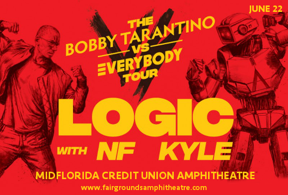 Logic, NF & Kyle at MidFlorida Credit Union Amphitheatre