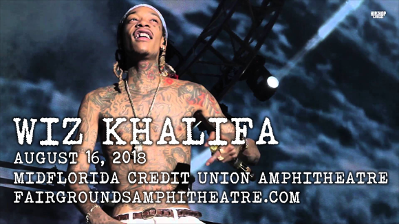Wiz Khalifa & Rae Sremmurd at MidFlorida Credit Union Amphitheatre