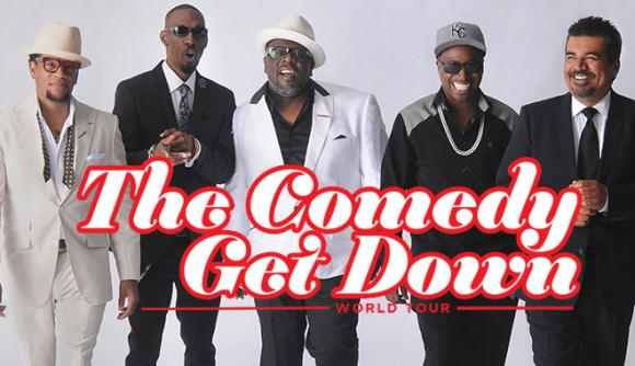 The Comedy Get Down Tour: Cedric The Entertainer, Eddie Griffin, D.L. Hughley & George Lopez at MidFlorida Credit Union Amphitheatre