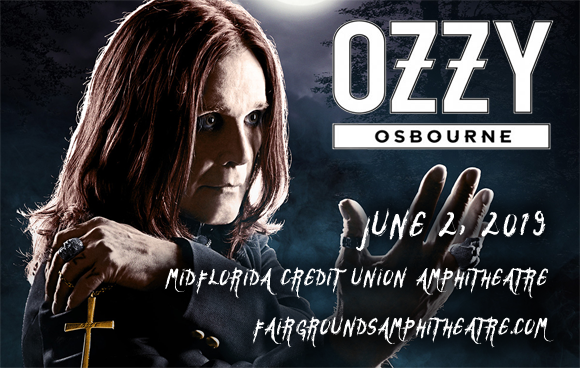 Ozzy Osbourne & Megadeth at MidFlorida Credit Union Amphitheatre