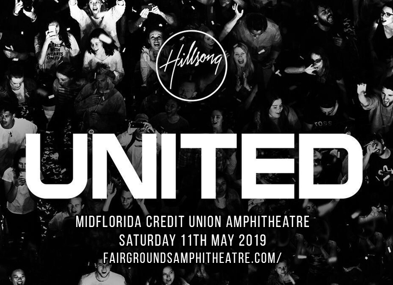 Hillsong United at MidFlorida Credit Union Amphitheatre