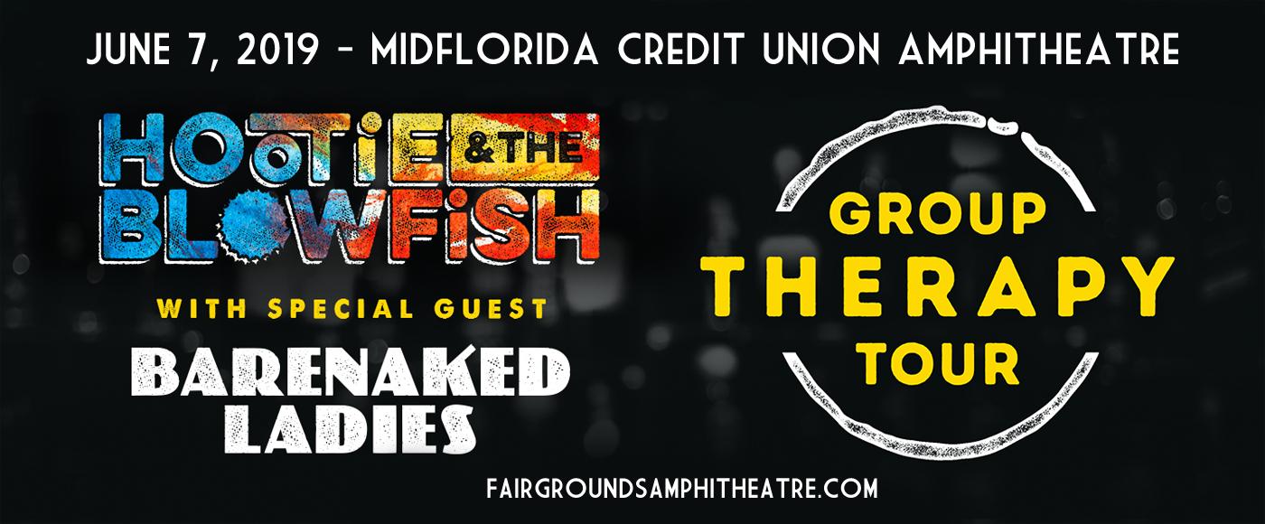 Hootie & The Blowfish at MidFlorida Credit Union Amphitheatre