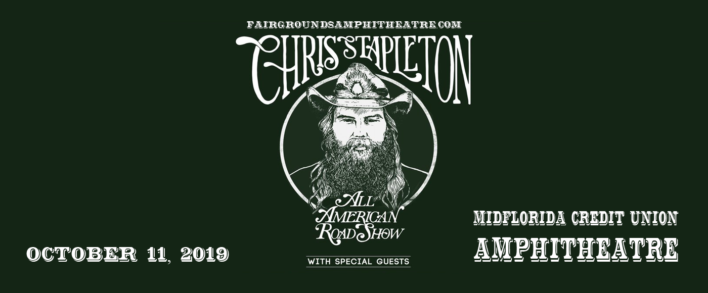 Chris Stapleton at MidFlorida Credit Union Amphitheatre
