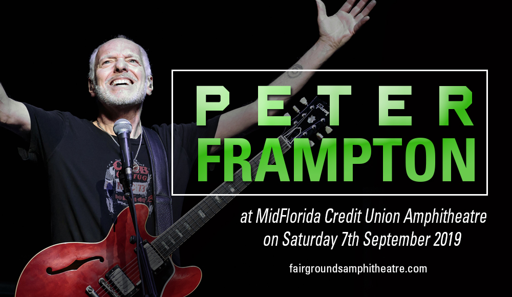 Peter Frampton at MidFlorida Credit Union Amphitheatre