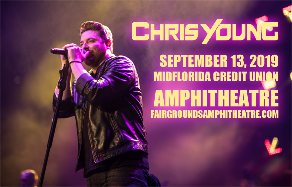 Chris Young & Chris Janson at MidFlorida Credit Union Amphitheatre