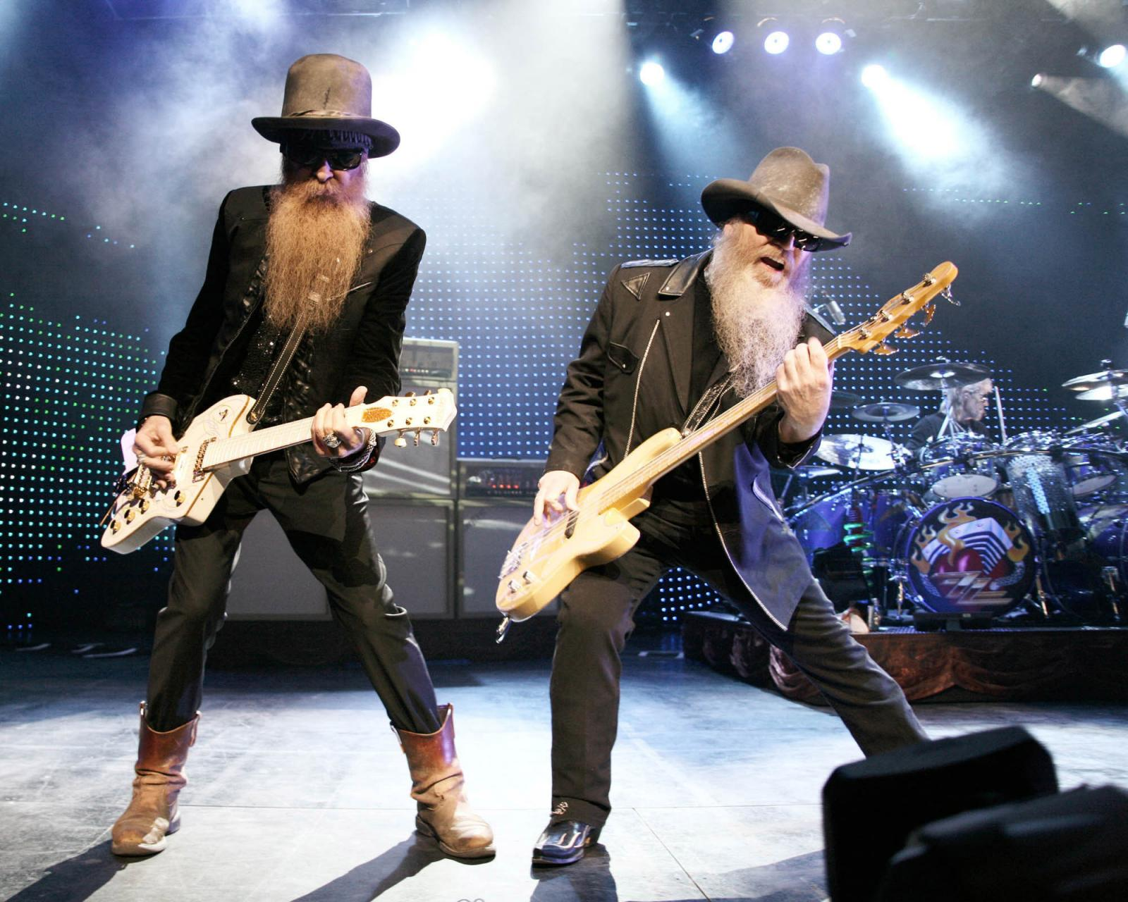 ZZ Top at MidFlorida Credit Union Amphitheatre