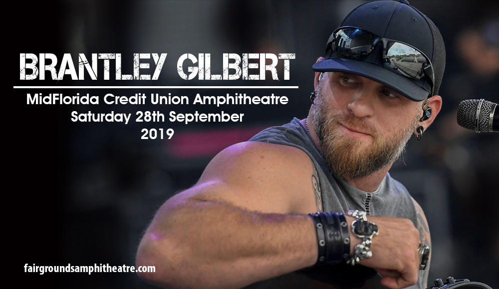 Brantley Gilbert at MidFlorida Credit Union Amphitheatre
