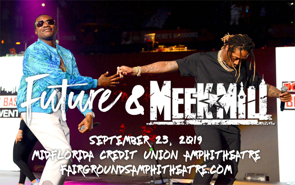 Meek Mill & Future at MidFlorida Credit Union Amphitheatre