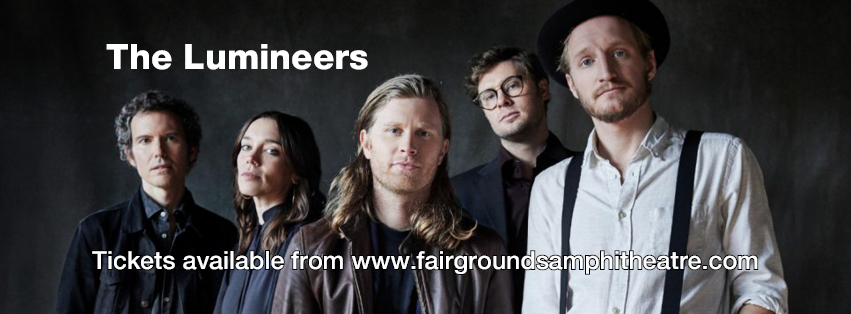 The Lumineers at MidFlorida Credit Union Amphitheatre