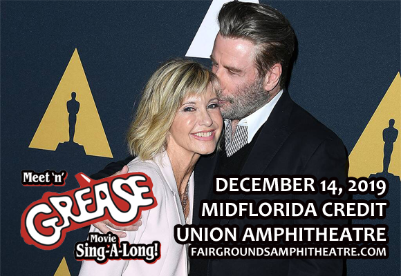 Meet N Grease Movie Sing Along With Danny And Sandy at MidFlorida Credit Union Amphitheatre
