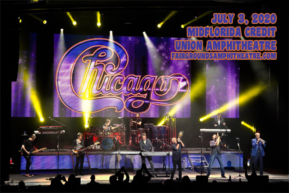 Chicago - The Band & Rick Springfield at MidFlorida Credit Union Amphitheatre
