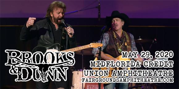 Brooks and Dunn at MidFlorida Credit Union Amphitheatre