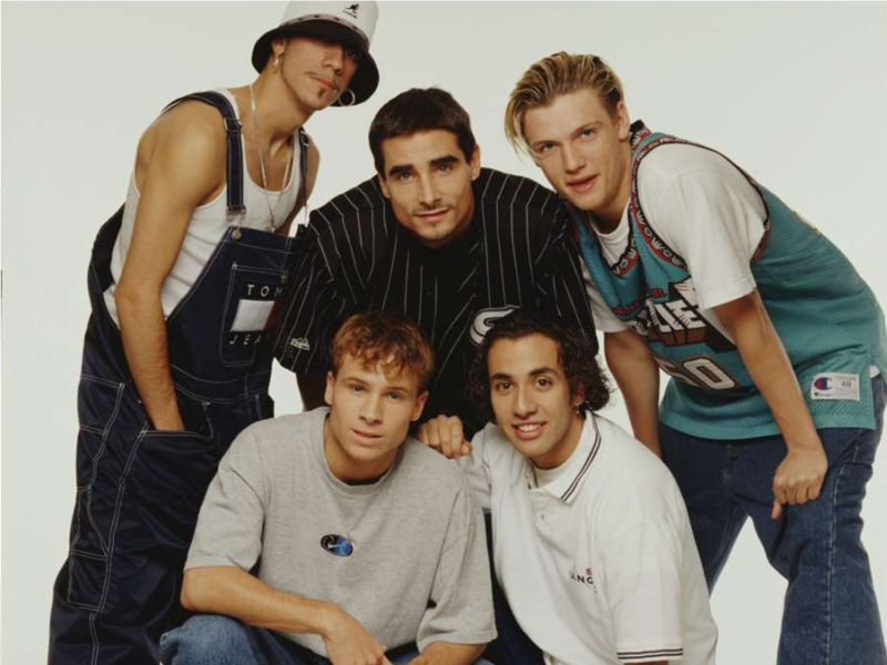 Backstreet Boys at MidFlorida Credit Union Amphitheatre