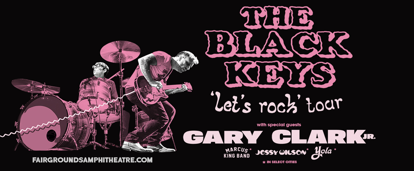 The Black Keys [CANCELLED] at MidFlorida Credit Union Amphitheatre