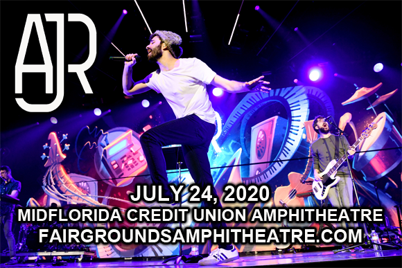 AJR, Quinn XCII & Hobo Johnson and The Lovemakers [CANCELLED] at MidFlorida Credit Union Amphitheatre