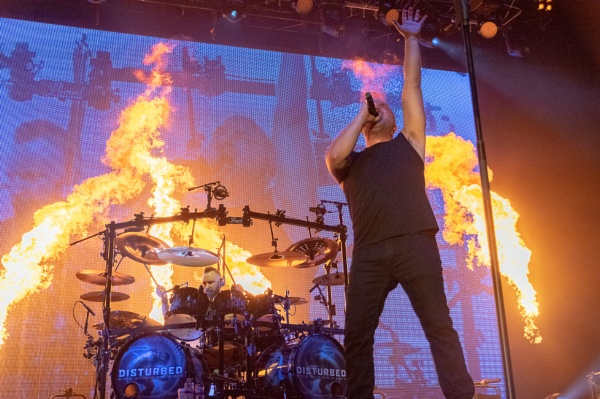 Disturbed, Staind & Bad Wolves at MidFlorida Credit Union Amphitheatre