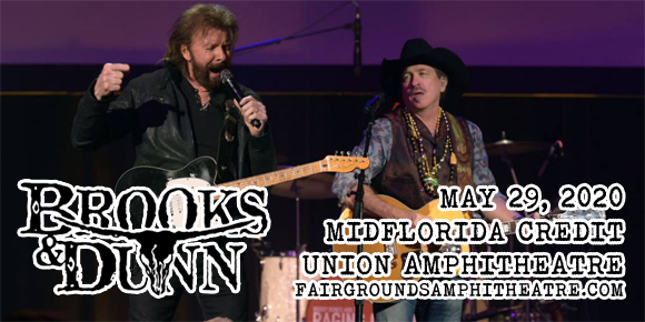 Brooks and Dunn at MidFlorida Credit Union Amphitheatre