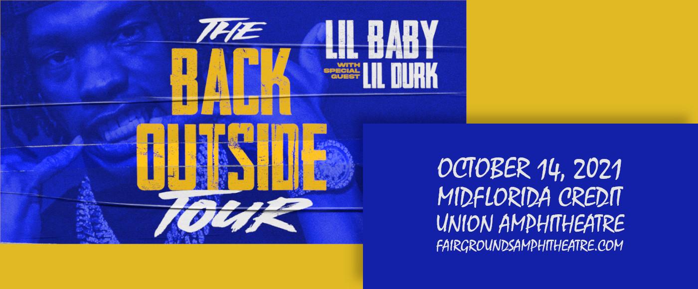 Lil Baby & Lil Durk at MidFlorida Credit Union Amphitheatre
