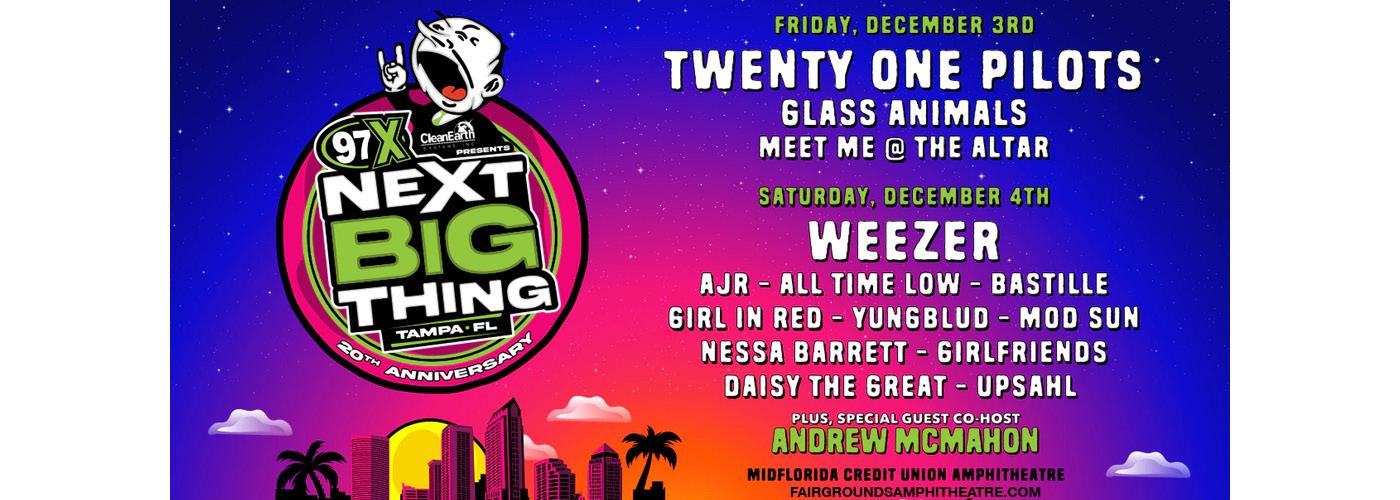 97X Next Big Thing - Friday at MidFlorida Credit Union Amphitheatre