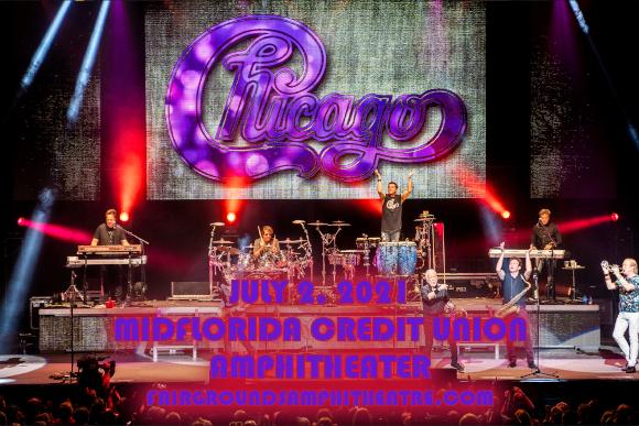 Chicago - The Band & Rick Springfield at MidFlorida Credit Union Amphitheatre